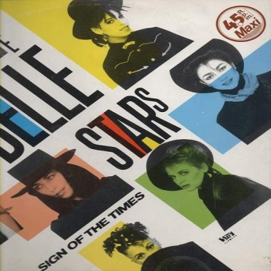 "THE BELLE STARS ""SIGN OF THE TIMES"" (12"")"