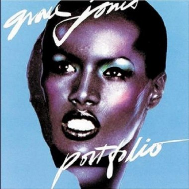 "GRACE JONES ""PORTFOLIO"" (LP - GATEFOLD)"