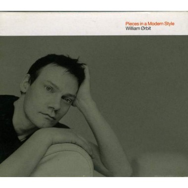 "WILLIAM ORBIT ""PIECES IN A MODERN STYLE"" (CD)"