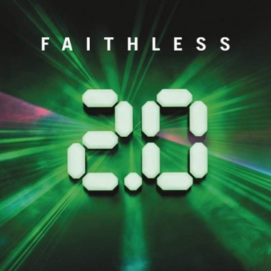 "FAITHLESS ""2.0"" (2xLP - Gatefold)"