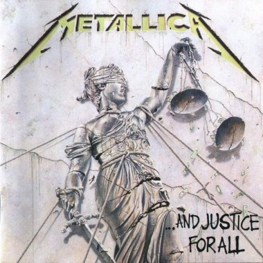 "METALLICA ""...AND JUSTICE FOR ALL"" (2xLP - 180gr - GATEFOLD)"
