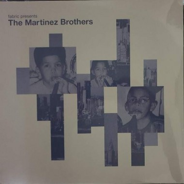 "THE MARTINEZ BROTHERS ""FABRIC PRESENTS"" (2xLP)"