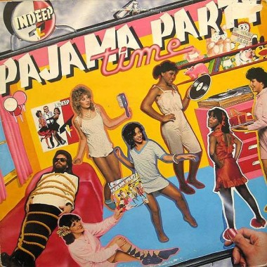 "INDEEP ""PAJAMA PARTY TIME"" (LP)"