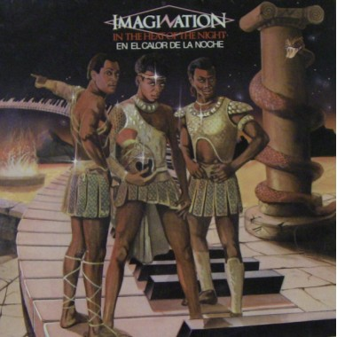 "IMAGINATION ""IN THE HEAT OF THE NIGHT"" (LP)"