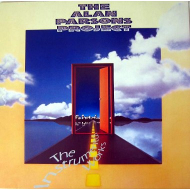 "THE ALAN PARSONS PROJECT ‎""THE INSTRUMENTAL WORKS"" (LP)"
