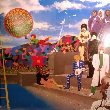 "PRINCE AND THE REVOLUTION ""AROUND THE WORLS IN A DAY"" (LP - Gatefold)"