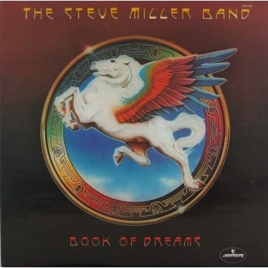 "THE STEVE MILLER BAND ""BOOK OF LOVE"" (LP)"