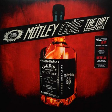 "MOTLEY CRUE ""THE DIRT SOUNDTRACK"" (2xLP - Gatefold)"