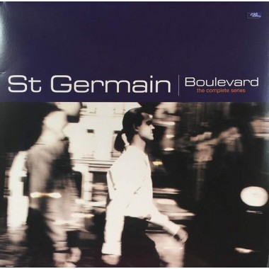 "ST GERMAIN ""BOULEVARD (THE COMPLETE SERIES)"" (2xLP - Gatefold)"