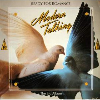 "MODERN TALKING ""READY FOR ROMANCE"" THE 3RD ALBUM (12"")"
