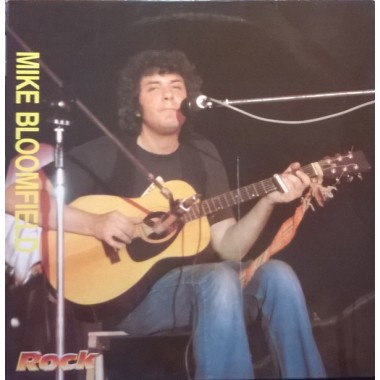 "MIKE BLOOMFIELD ""STOP"" (LP)"