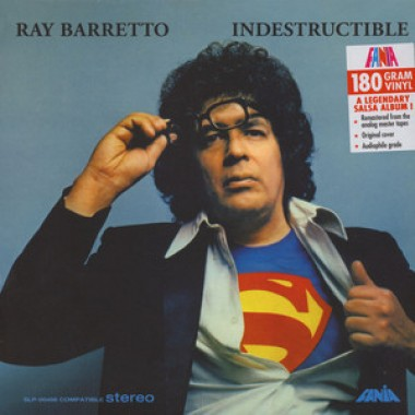 "RAY BARRETO ""INDESTRUCTIBLE"" (LP - 180gr)"