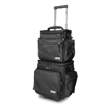 UDG ULTIMATE SLINGBAG TROLLEY SET DELUXE BL/OR MK2